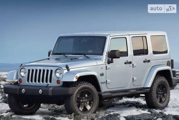 Jeep Wrangler JK Позашляховик
