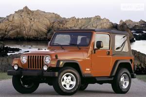 Jeep wrangler TJ Внедорожник