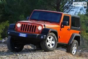 Jeep wrangler JK рестайлинг Внедорожник