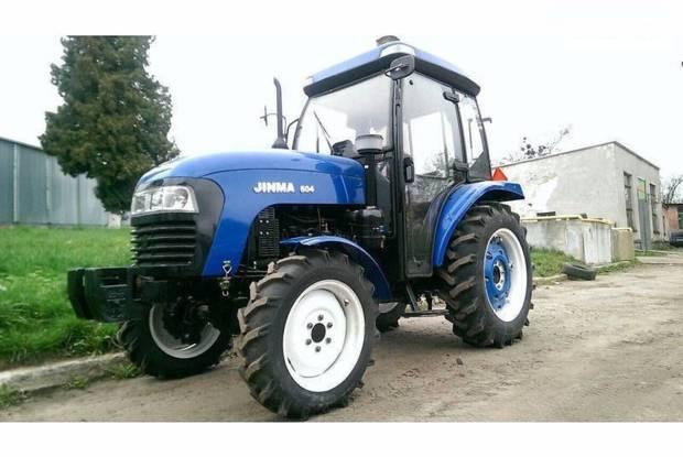 Jinma 504 1 покоління Трактор