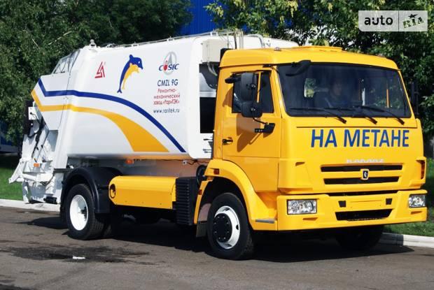 КамАЗ 4308 1 покоління (рестайлінг) Вантажівка