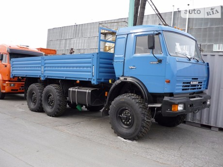 КамАЗ 43118 2012