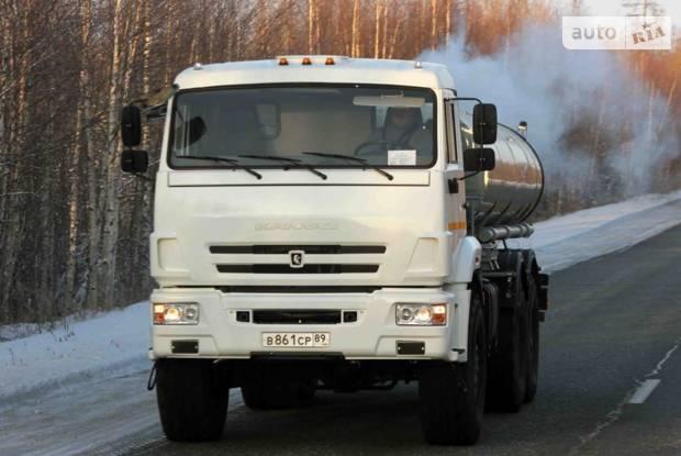 КамАЗ 43118 2 покоління (рестайлінг) Вантажівка