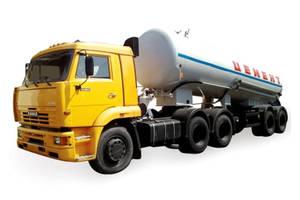 КамАЗ 43118 2 покоління (рестайлінг) Цементовіз