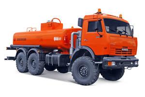 КамАЗ 43118 2 покоління (рестайлінг) Паливозаправщик