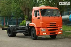 КамАЗ 43253 2 покоління (рестайлінг) Шассі
