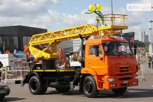 КамАЗ 43253 2 покоління (рестайлінг) Вантажівка