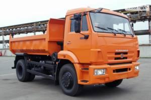 КамАЗ 43255 1 покоління (рестайлінг) Самоскид