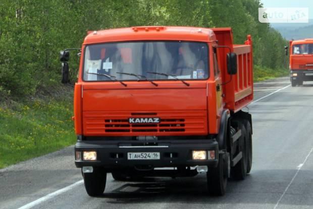 КамАЗ 45142 2 покоління (рестайлінг) Самоскид