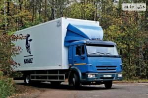 КамАЗ 5308 1 покоління Фургон