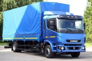 КамАЗ 5308 2 покоління Борт