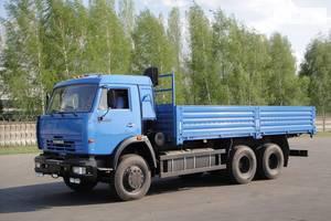 КамАЗ 53215 2 покоління (рестайлінг) Борт