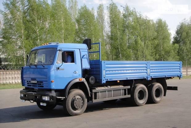 КамАЗ 53215 2 покоління (рестайлінг) Вантажівка