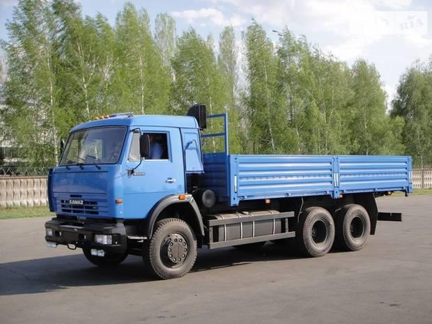 КамАЗ 53215 2 покоління (рестайлінг) Грузовик