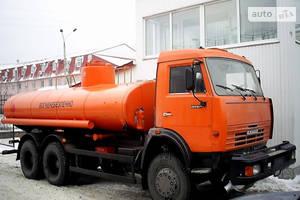 КамАЗ 53215 2 покоління (рестайлінг) Паливозаправщик