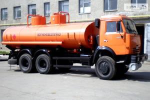КамАЗ 53215 2 покоління (рестайлінг) Цистерна