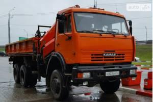 КамАЗ 53228 2 покоління (рестайлінг) Грузовик