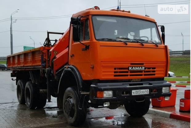КамАЗ 53228 2 покоління (рестайлінг) Вантажівка