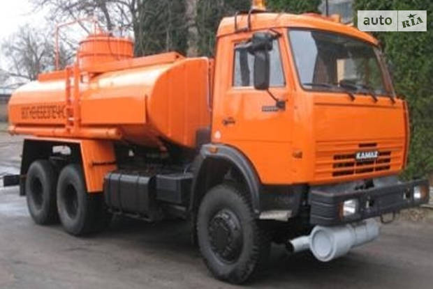 КамАЗ 53229 2 покоління (рестайлінг) Топливозаправщик