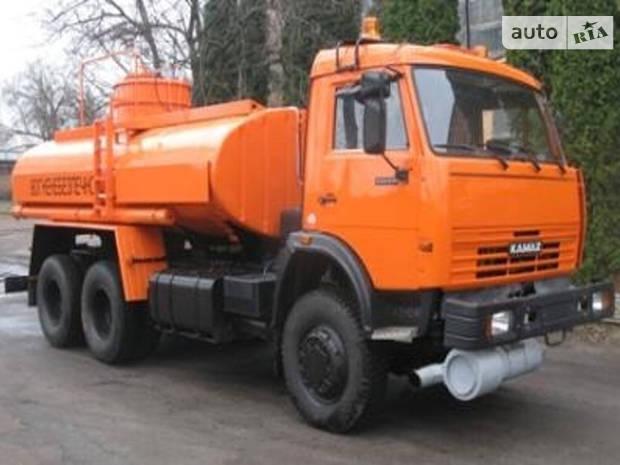 КамАЗ 53229 2 покоління (рестайлінг) Паливозаправщик