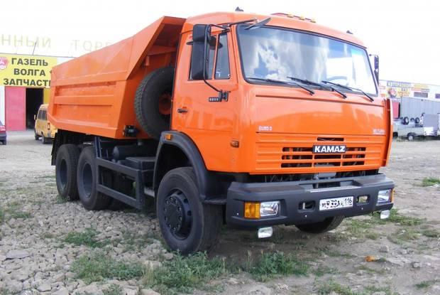 КамАЗ 55111 2 покоління (рестайлінг) Самосвал