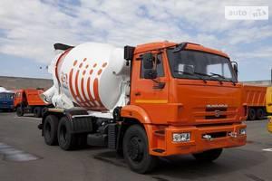 КамАЗ 58146w 2 покоління Бетономешалка (Миксер)