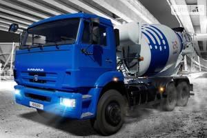 КамАЗ 58147g 2 покоління Бетономешалка (Миксер)