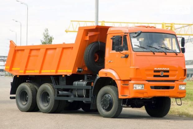 КамАЗ 65111 1 покоління (2 рестайлінг) Самосвал