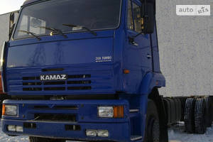 КамАЗ 65111 1 покоління (2 рестайлінг) Шасси