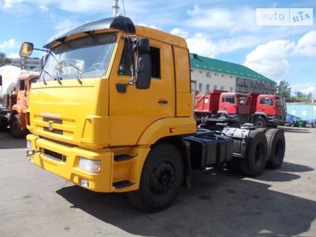 КамАЗ 65116 2005