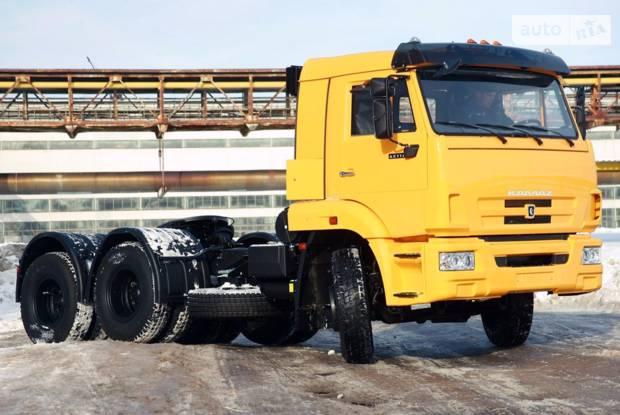 КамАЗ 65116 1 покоління (2 рестайлінг) Тягач