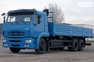 КамАЗ 65117 1 покоління (3 рестайлінг) Борт