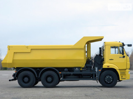 КамАЗ 6520 2012