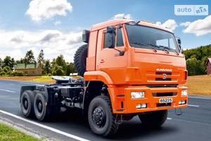 КамАЗ 65225 2 покоління Тягач