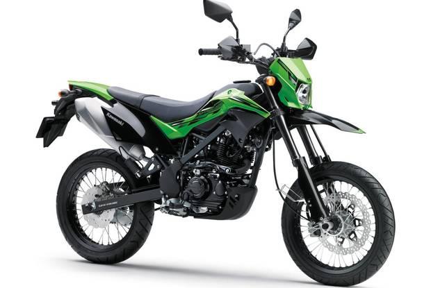 Kawasaki D-Tracker 2 поколение Мотоцикл