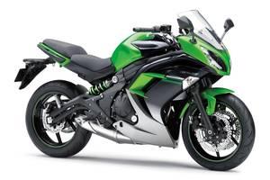 Kawasaki er 6 поколение Мотоцикл