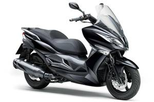 Kawasaki j 1 поколение Скутер