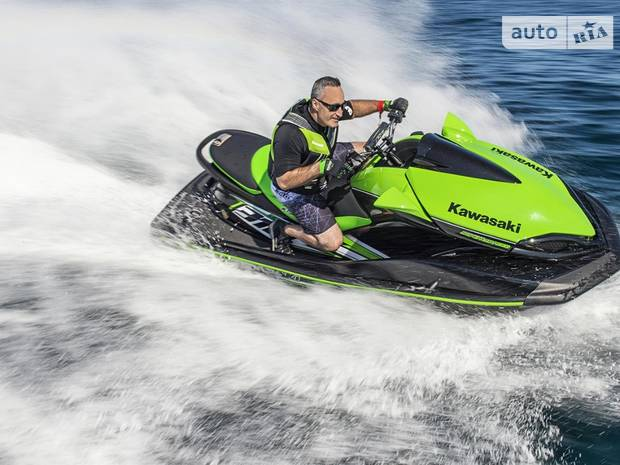 Kawasaki Jet Ski Ultra 1 поколение Гидроцикл