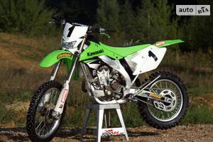 Kawasaki klx 7 поколение Мотоцикл
