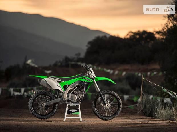 Kawasaki KX 1 поколение Мотоцикл