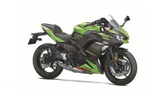 Kawasaki ninja 11-е поколение Мотоцикл