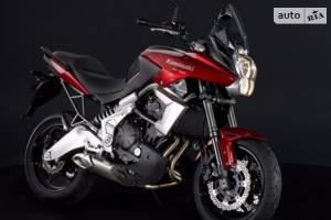 Kawasaki versys 5 поколение Мотоцикл