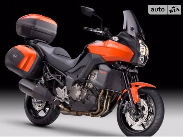 Kawasaki Versys 7 поколение Мотоцикл