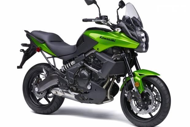 Kawasaki Versys 8 поколение Мотоцикл