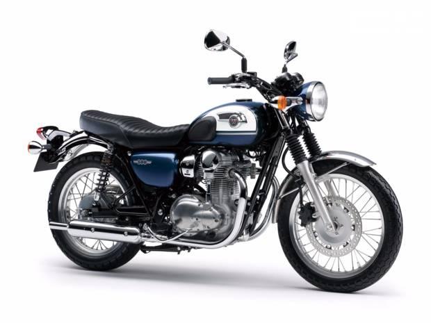 Kawasaki W 2 поколение Мотоцикл