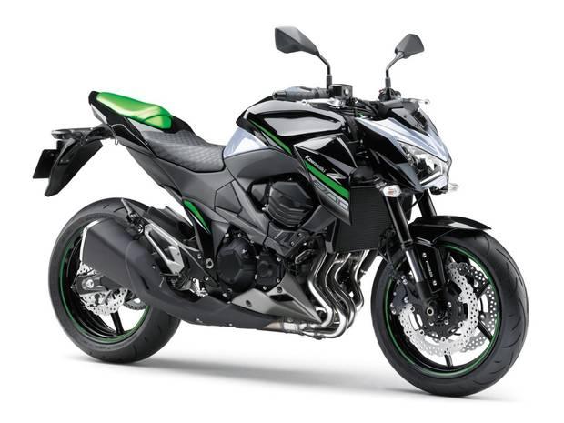 Kawasaki Z 2 поколение Мотоцикл