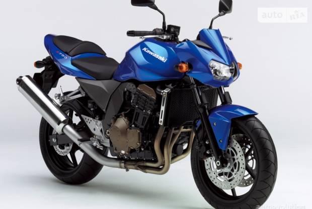 Kawasaki Z 1 поколение Мотоцикл