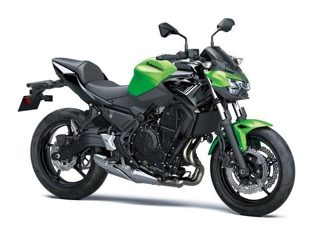 Kawasaki Z 4-е поколение Мотоцикл