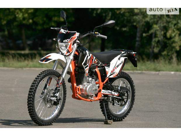 Kayo T2 1-е поколение Мотоцикл