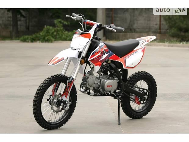 Kayo TT 1-е поколение Мотоцикл
